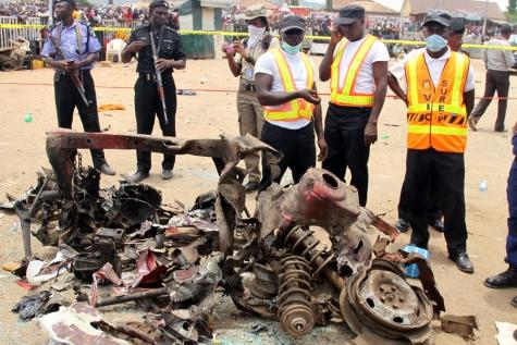 Nyanya Bombed again Bella Naija
