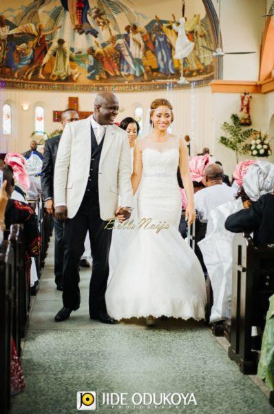 Oge Ikemelu & Regie Ogbeide-Ihama | Igbo Lagos Nigerian Wedding | Catholic Church of Assumption & Oriental Hotel | Jide Odukoya Photography | BellaNaija 08