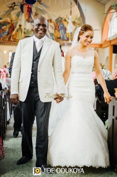 Oge Ikemelu & Regie Ogbeide-Ihama | Igbo Lagos Nigerian Wedding | Catholic Church of Assumption & Oriental Hotel | Jide Odukoya Photography | BellaNaija 09