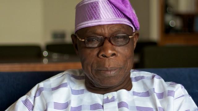 Olusegun Obasanjo - Bella Naija