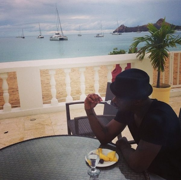 P-Square & Jude Okoye in St. Lucia - May 2014 - BellaNaija.com 03