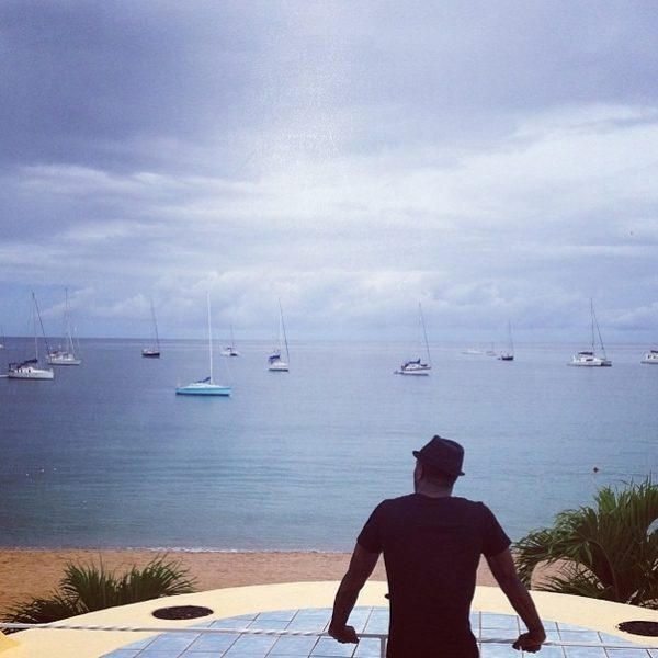 P-Square & Jude Okoye in St. Lucia - May 2014 - BellaNaija.com 06