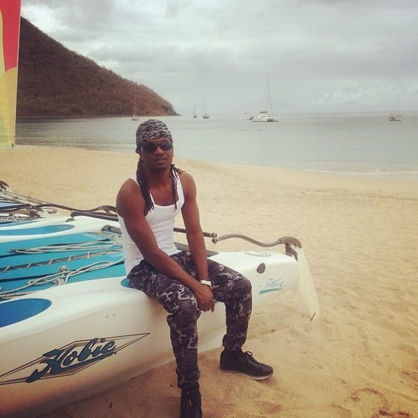 P-Square & Jude Okoye in St. Lucia - May 2014 - BellaNaija.com 07