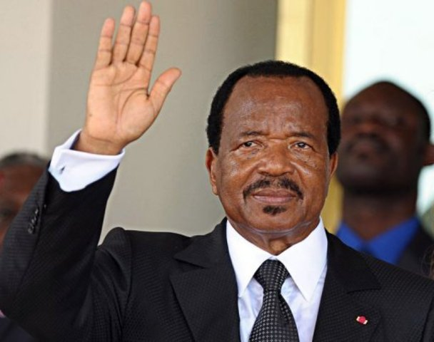 Cameroon's Paul Biya, 85 wins 7th Term as President