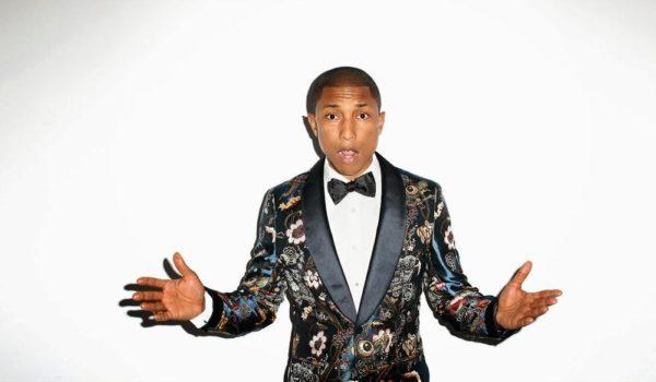 Pharrel Williams - Bella Naija