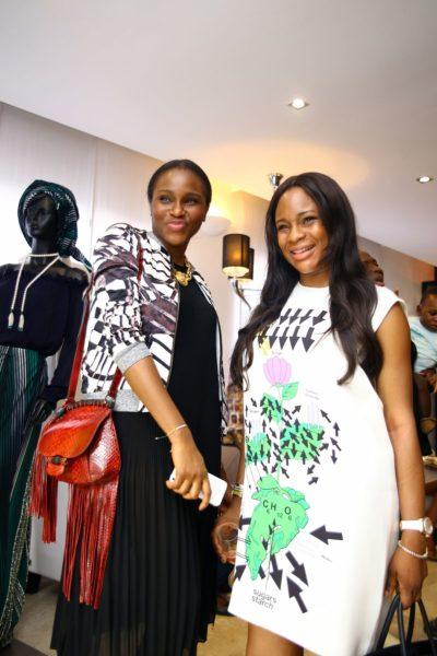 Lisa Folawiyo & Karen Koshoni