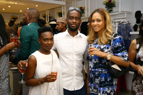Orire Omatsola, Tobi & Tania Omotayo