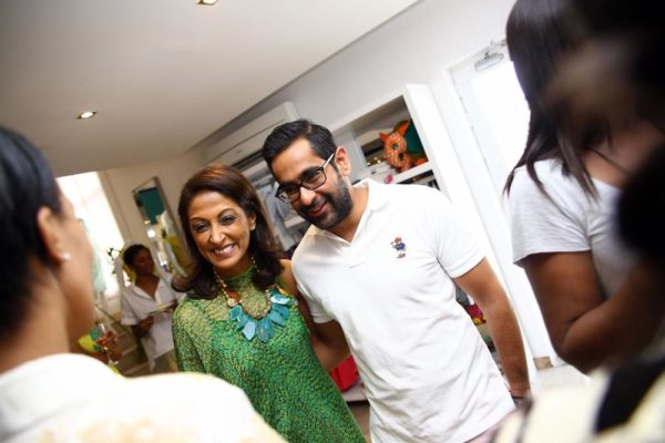 Poonam & Vishant Dalamal