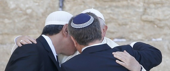 ISRAEL-PALESTINIAN-VATICAN-POPE