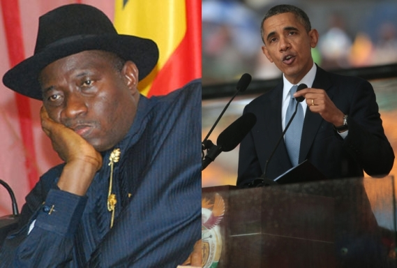 President Jonathan & Barack Obama - May 2014 - BellaNaija.com,