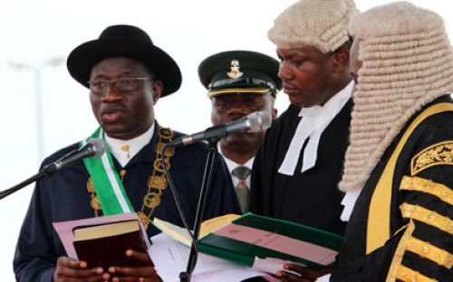 President Jonathan - May 2014 - BellaNaija.com