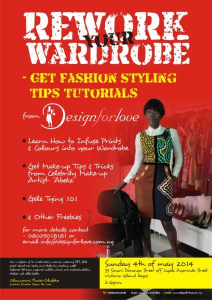 Rework Your Wardrobe - BellaNaija - May - 2014