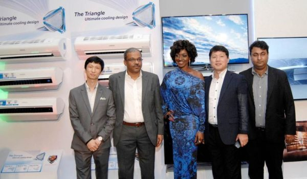 Samsung Launches World's First Triangle Air-Conditioner - BellaNaija - May - 2014 - image001