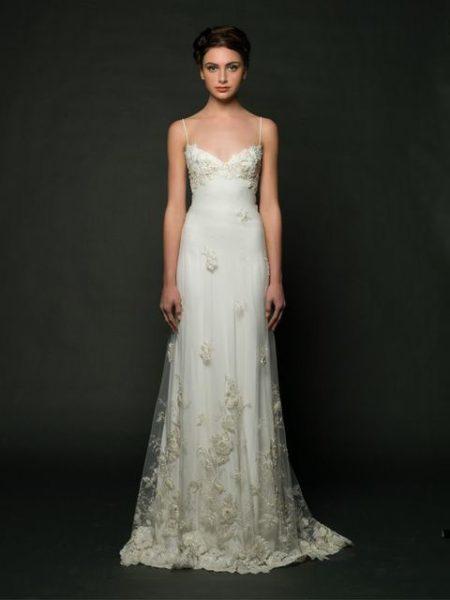 Sarah Janks - Forget Me Not Fall 2014 Collection - Wedding Dresses - BellaNaija 10