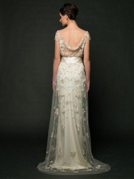 Sarah Janks - Forget Me Not Fall 2014 Collection - Wedding Dresses - BellaNaija 13