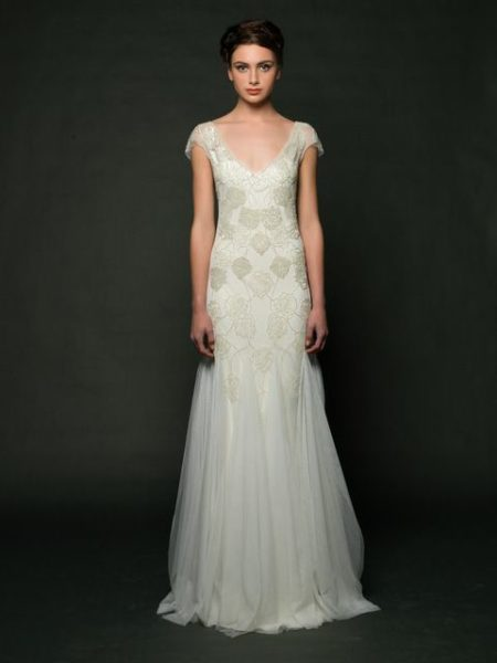 Sarah Janks - Forget Me Not Fall 2014 Collection - Wedding Dresses - BellaNaija 15