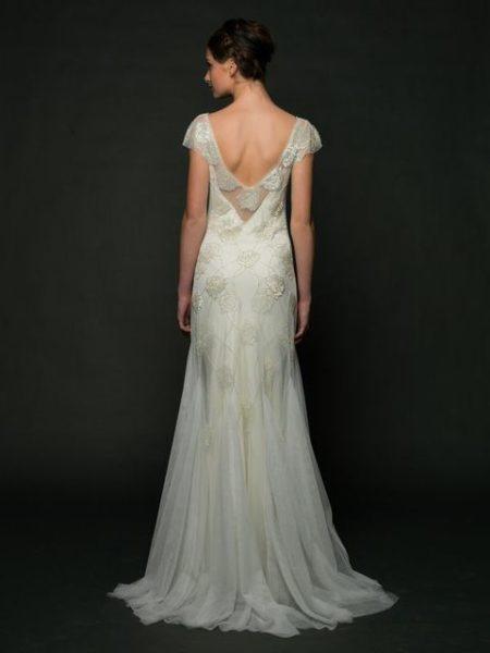 Sarah Janks - Forget Me Not Fall 2014 Collection - Wedding Dresses - BellaNaija 16