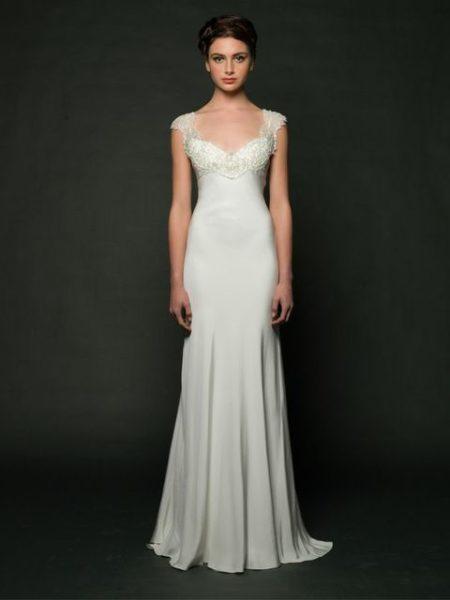 Sarah Janks - Forget Me Not Fall 2014 Collection - Wedding Dresses - BellaNaija 17