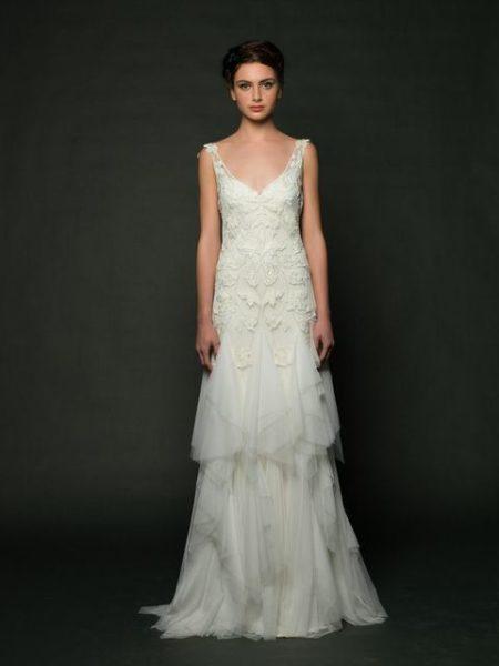 Sarah Janks - Forget Me Not Fall 2014 Collection - Wedding Dresses - BellaNaija 2