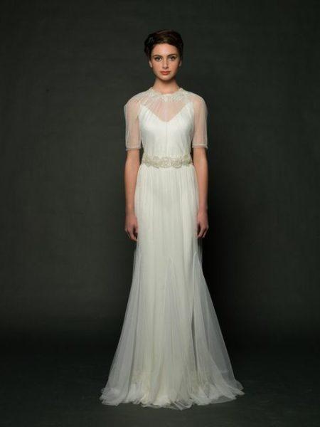 Sarah Janks - Forget Me Not Fall 2014 Collection - Wedding Dresses - BellaNaija 6