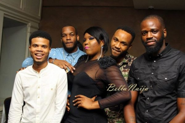 Sasha P's Star Studded Birthday Party in Lagos - May 2014 - BellaNaija.com 01021