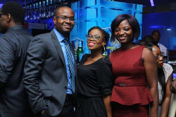 Tokunbo Adodo, Tosyn Bucknor & Tosin Ajibade