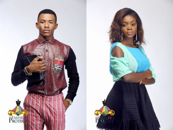 The Styling Challenge Evicted Contestants - Elvis & Tolani