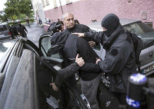 France Syria Jihad