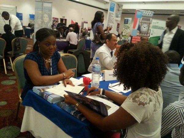 Swansea Unviersty at Education Fair sin Nigeria - Bellanaija - Bellanaija - May 2014 (2)
