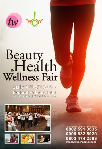 TW Magazine & WoW Connect Beauty Health & Welness Fair - Bellanaija - May 2014