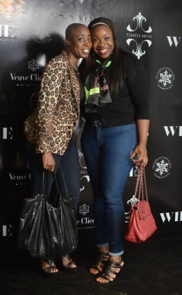 Eryca Freemantle & Bukky Karibi-Whyte