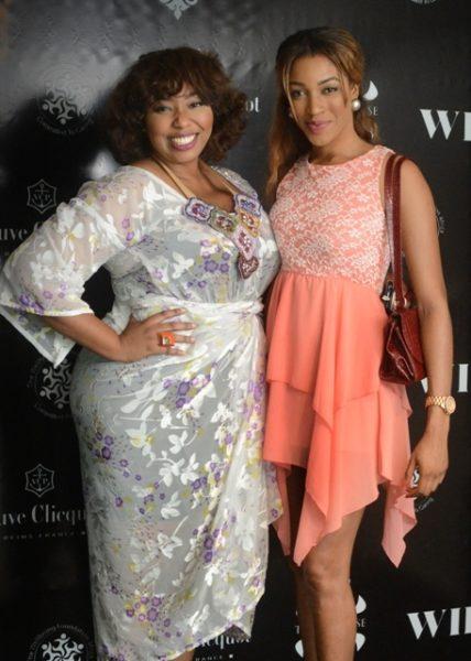 Latasha Ngwube & Dabota Lawson