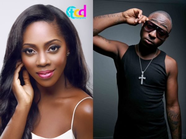 Tiwa Savage & Davido - May 2014 - BellaNaija.com 01