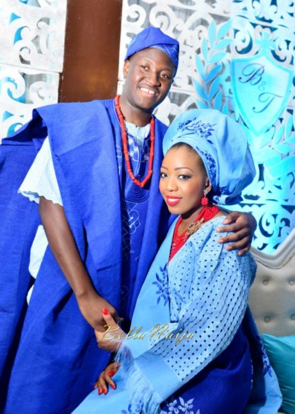 Tolu & Bode | Lagos Nigerian Yoruba Wedding | BellaNaija | Photonimi | 044