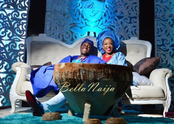 Tolu & Bode | Lagos Nigerian Yoruba Wedding | BellaNaija | Photonimi | 046