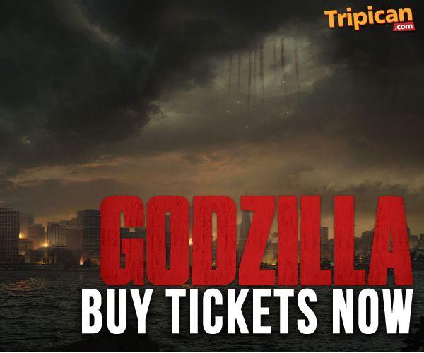 Tripican Godzilla Movie Feature - Bellanaija - May 2014001