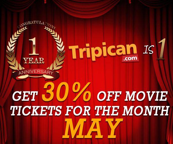 Tripican is 1 - BN Bargains - May 2014 - BellaNaija.com
