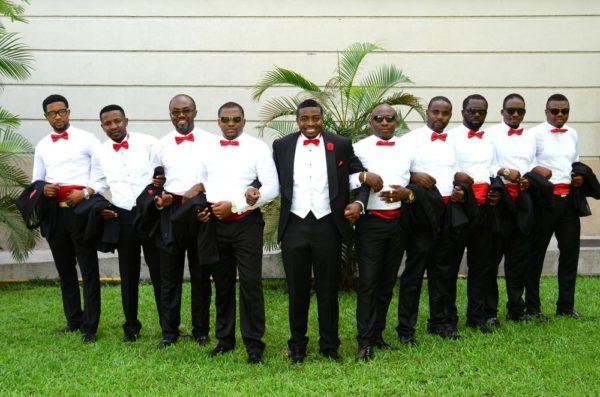 Uchenna Nnanna Nollywood Wedding 05