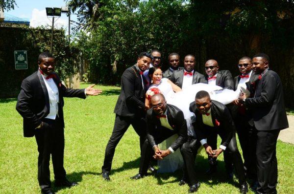 Uchenna Nnanna Nollywood Wedding 06