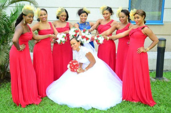 Uchenna Nnanna Nollywood Wedding 07