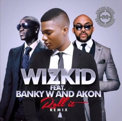 Wizkid, Akon & Banky W - Roll It (Remix) - BN Music - May 2014 - BellaNaija.com