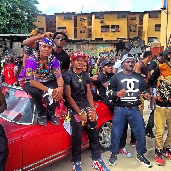 Wizkid - Show Me The Money - Behind The Scenes - BellaNaija - Mayl - 2014 - image002