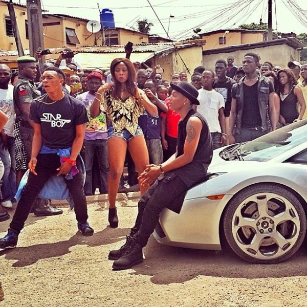Wizkid - Show Me The Money - Behind The Scenes - BellaNaija - Mayl - 2014 - image003