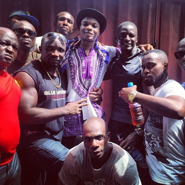 Wizkid - Show Me The Money - Behind The Scenes - BellaNaija - Mayl - 2014 - image005