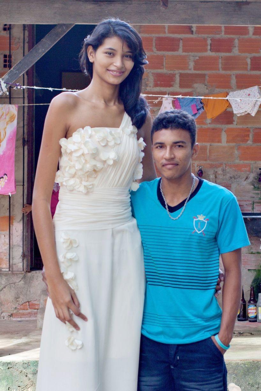 World's Tallest Teen is Engaged - BellaNaija