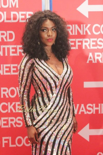 Yvonne Okoro - Vodafone Ghana Music Awards - May 2014 - BellaNaija.com 01