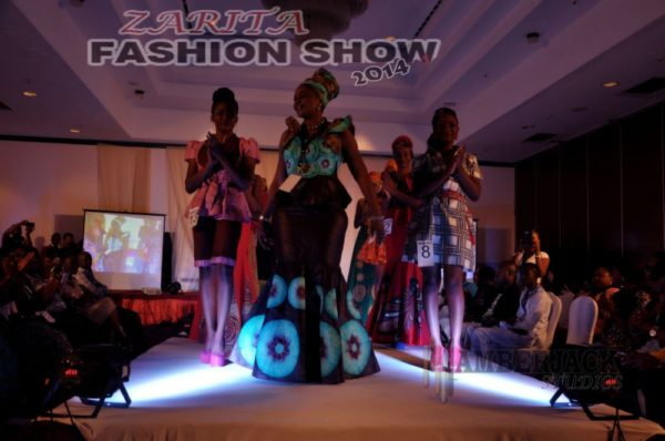 Zarita Fashion Show - BellaNaija - May2014013