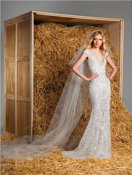 Zuhair Murad Bridal Spring Summer 2015 Wedding Dresses - BellaNaija 010