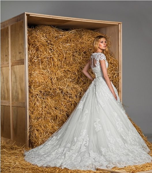 Zuhair Murad Bridal Spring Summer 2015 Wedding Dresses - BellaNaija 011
