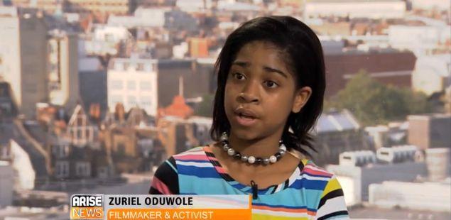"""Résultat de recherche d'images pour """"Zuriel Oduwole"""""""